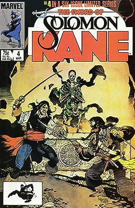 Solomon Kane (1985-1986) #4 (of 6)