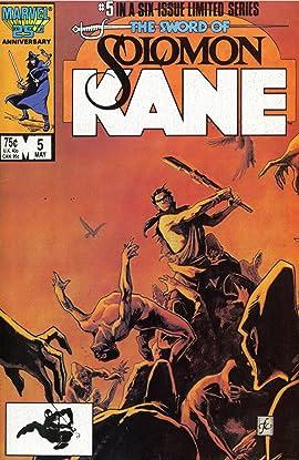 Solomon Kane (1985-1986) #5 (of 6)