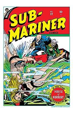 Sub-Mariner Comics (1941-1949) #22