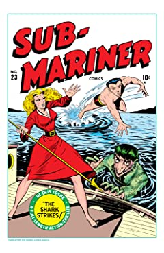 Sub-Mariner Comics (1941-1949) #23