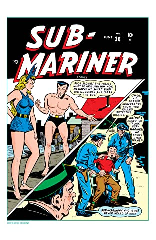 Sub-Mariner Comics (1941-1949) #26
