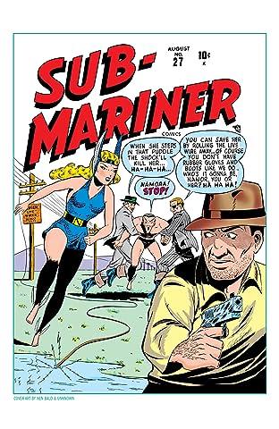 Sub-Mariner Comics (1941-1949) #27