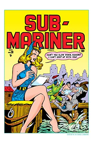 Sub-Mariner Comics (1941-1949) #28