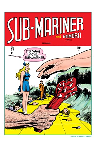 Sub-Mariner Comics (1941-1949) #29