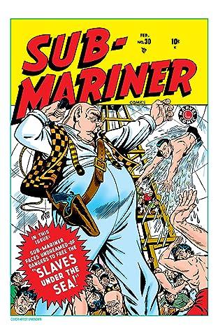 Sub-Mariner Comics (1941-1949) #30