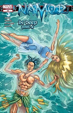 Namor (2003-2004) #10