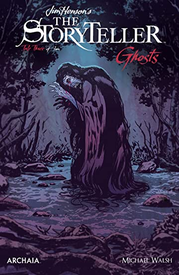 Jim Henson's The Storyteller: Ghosts No.3