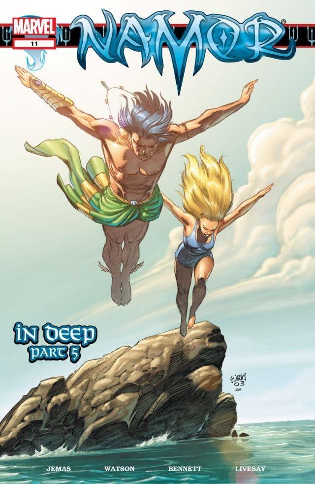 Namor (2003-2004) #11