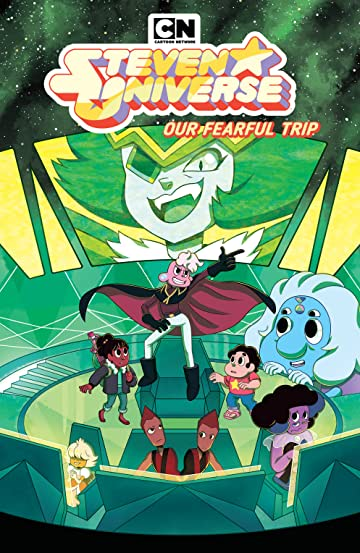 Steven Universe (2017-) Vol. 7: Out Fearful Trip