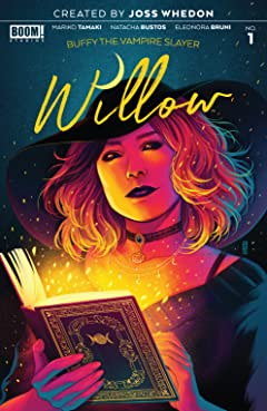Buffy the Vampire Slayer: Willow No.1