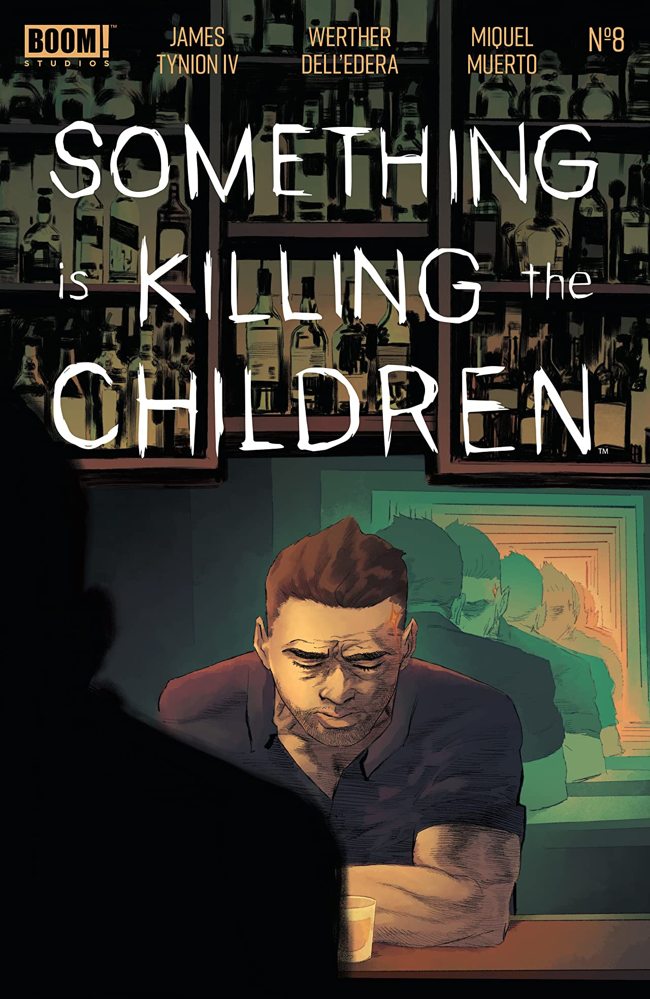 Something is Killing the Children No.8
