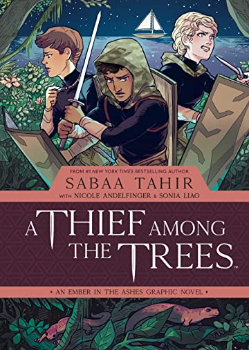 A Thief Among the Trees: An Ember in the Ashes