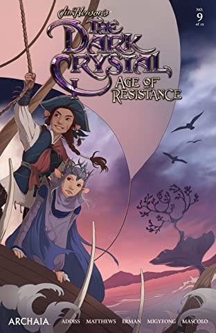 Jim Henson's The Dark Crystal: Age of Resistance #9