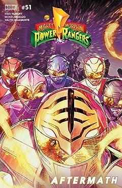 Mighty Morphin Power Rangers No.51