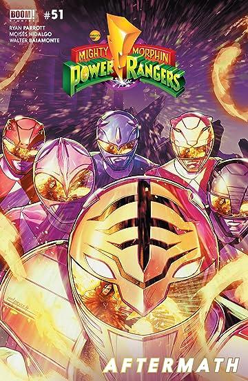 Mighty Morphin Power Rangers #51