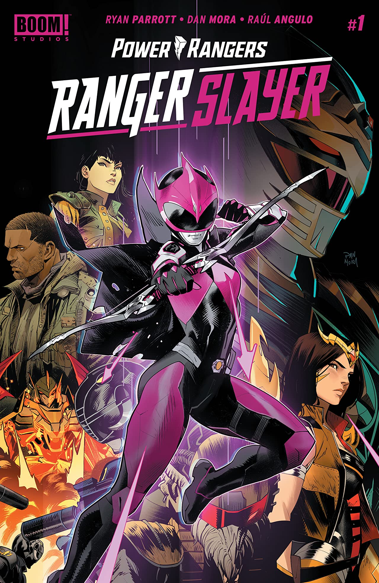 Power Rangers: Ranger Slayer No.1