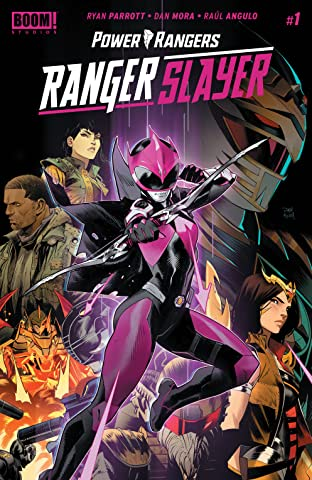 Power Rangers: Ranger Slayer #1