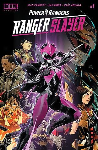 Power Rangers: Ranger Slayer No.1