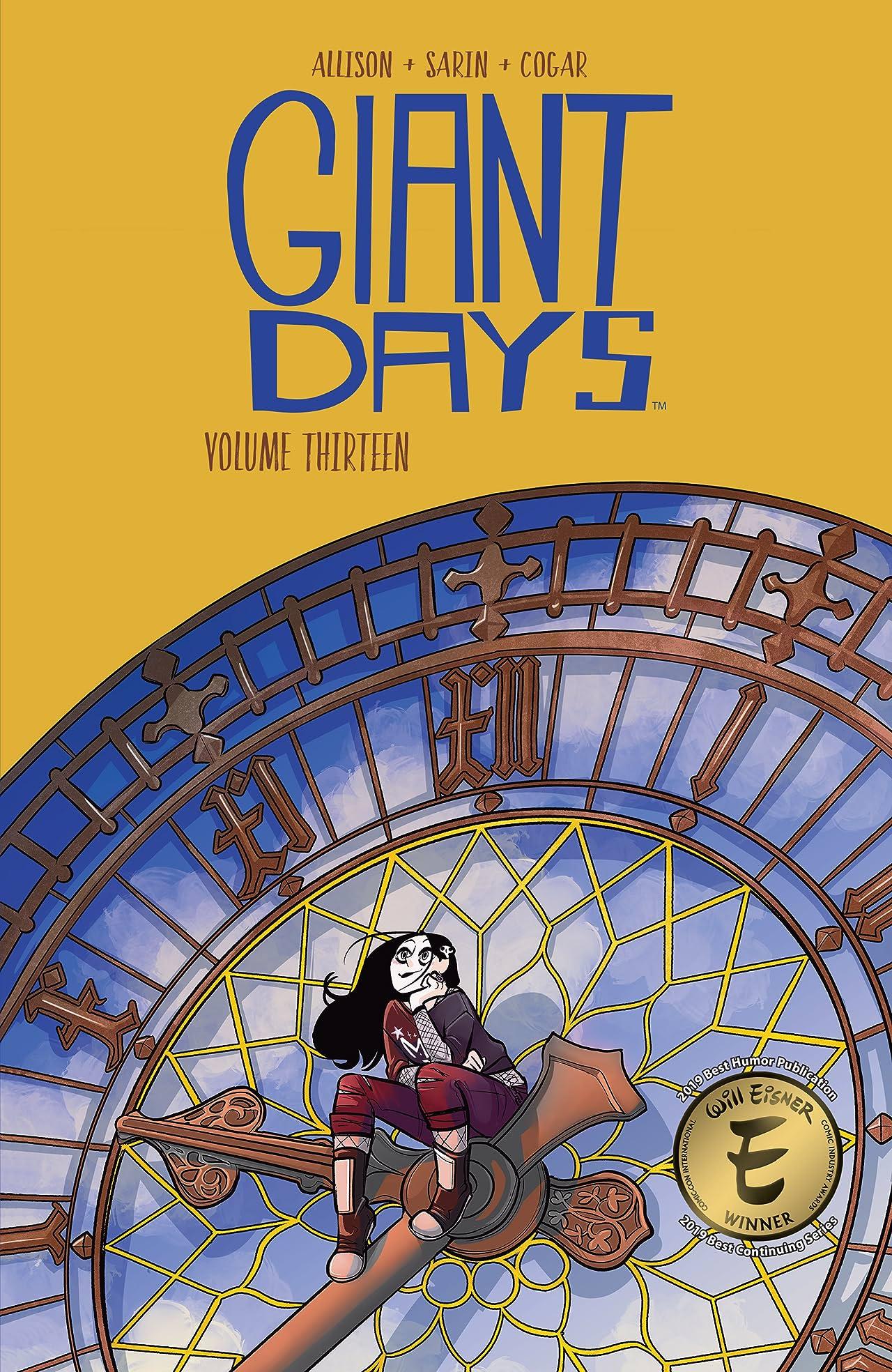Giant Days Vol. 13