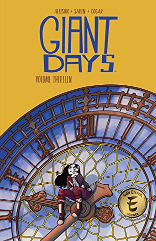 Giant Days Tome 13