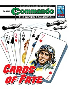Commando No.5350: Cards Of Fate