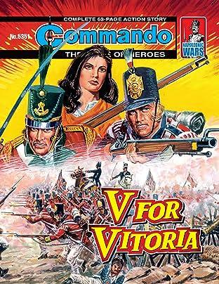 Commando #5351: V For Vitoria