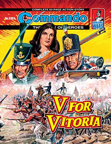 Commando #5351: V For Vitoria