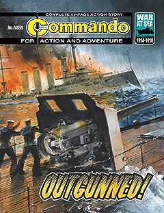Commando #5353: Outgunned!