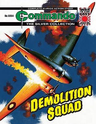Commando #5354: Demolition Squad