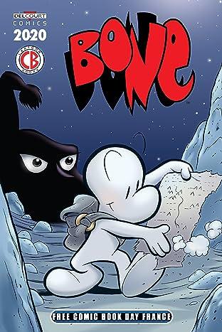 Free comic book day 2020 - Bone