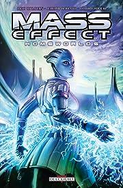 Mass Effect - Homeworlds