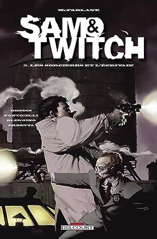 Sam and Twitch Vol. 2: Les Sorcières et l'écrivain