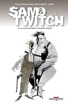 Sam and Twitch Tome 4: L'Affaire John Doe