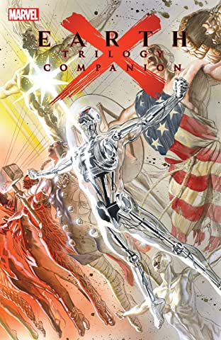 Earth X Trilogy Companion
