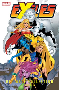 Exiles Ultimate Collection Vol. 3
