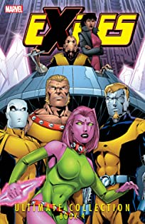 Exiles Ultimate Collection Vol. 4