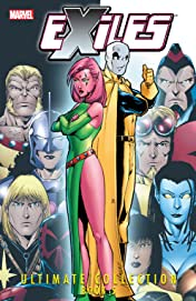 Exiles Ultimate Collection Tome 5