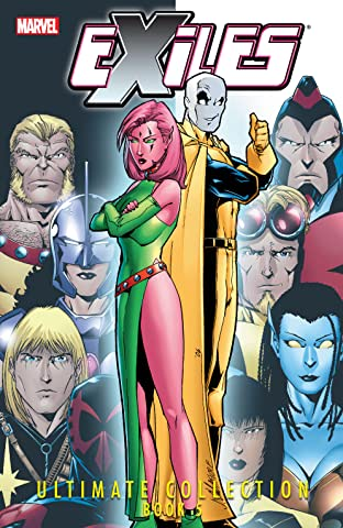 Exiles Ultimate Collection Vol. 5