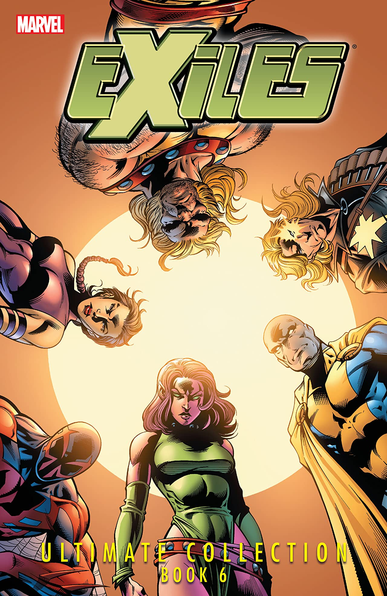 Exiles Ultimate Collection Tome 6