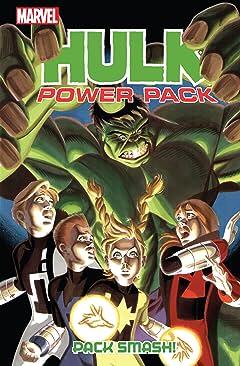 Hulk And Power Pack: Pack Smash!