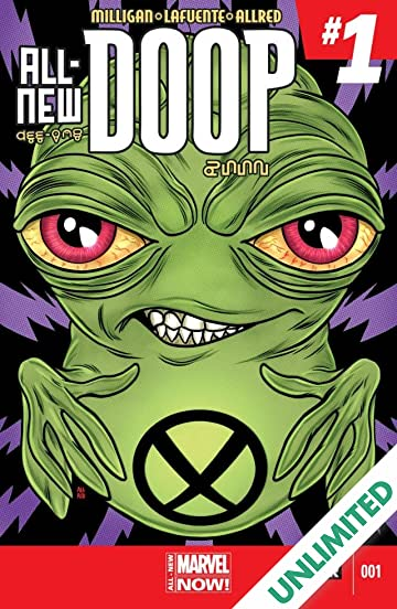 All-New Doop #1 (of 5)