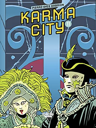 Karma City Tome 11