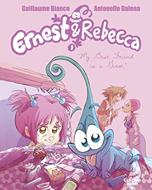 Ernest & Rebecca Tome 1: My Best Friend is a Germ