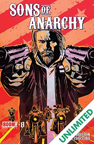 Sons of Anarchy #8