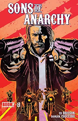 Sons of Anarchy No.8