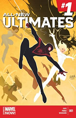 All-New Ultimates (2014-2015) #1