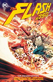The Flash (2016-) No.750: Deluxe Edition