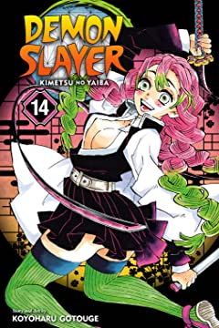 Demon Slayer: Kimetsu no Yaiba Tome 14: The Mu Of Muichiro