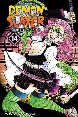 Demon Slayer: Kimetsu no Yaiba Vol. 14: The Mu Of Muichiro