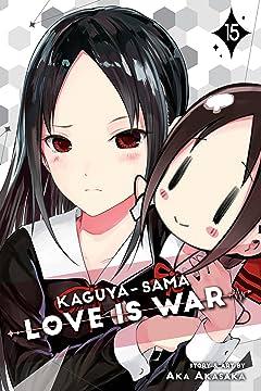 Kaguya-sama: Love Is War Vol. 15